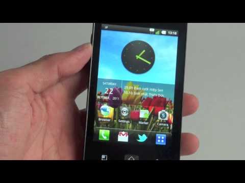 Tinhte.vn - Trên tay LG Optimus Hub