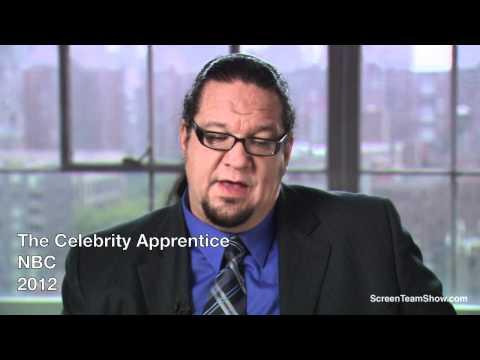 Penn Jillette HD Interview - The Celebrity Apprentive Season 5