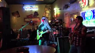 David Dover Band at 4 Aces Mexican Blackbird