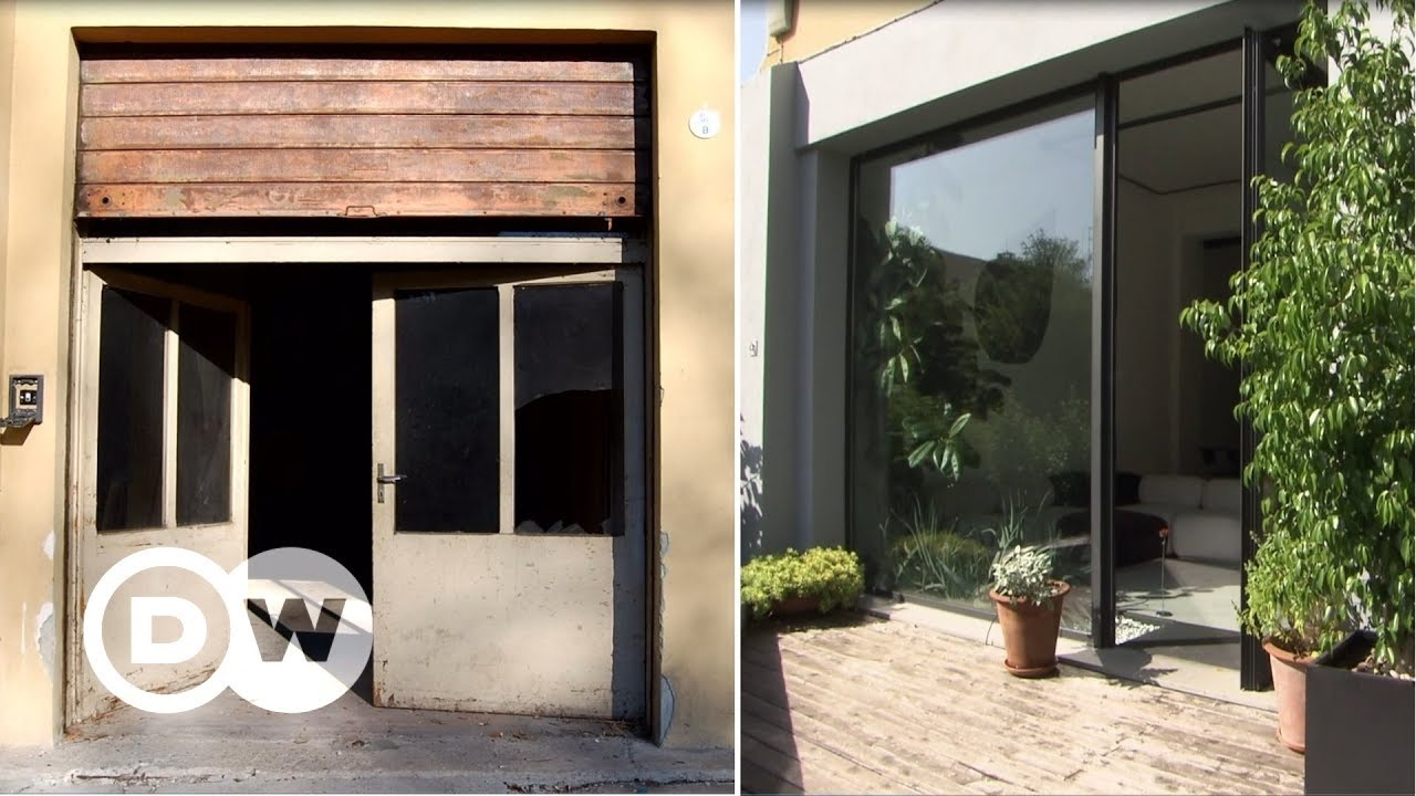 Home Makeover How To Turn A Garage Into Dream