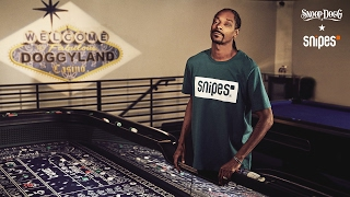 snipes presents snoop dogg x snipes