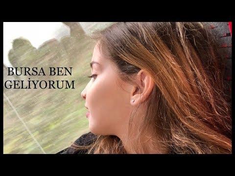 Gezi Vlog. Okul Gezisi İle Bursa'ya Gidiyorum.  Ecrin Su Çoban