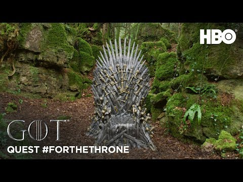 Valentine In The Morning - Six Iron Thrones Hidden Around The World Ahead Of Game Of Thrones Season 8