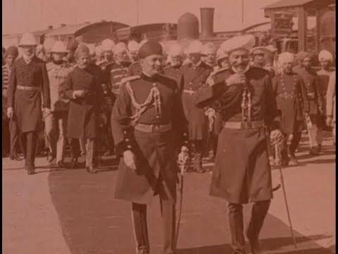 Delhi Durbar Dawns (1912) - filmed in Mumbai and Delhi