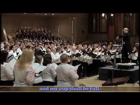 The Lord Is My Shepherd, John Rutter