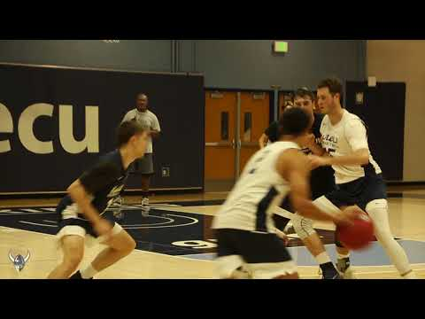 WWU Men's Basketball 2017-18
