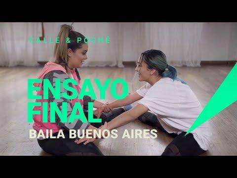 Backstage Baila Buenos Aires: lo que no viste de Calle y Poché