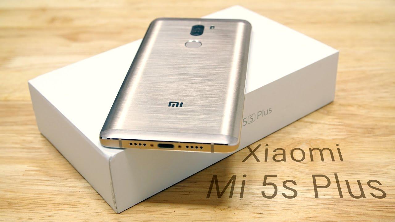 Xiaomi Mi 5s Plus (Dual Camera