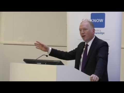 The Future of Fire and Rescue Services Conference: Matt Wrack