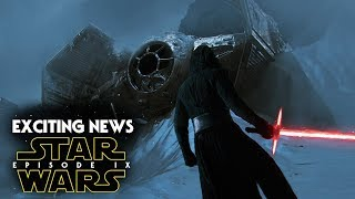 Star Wars Episode 9 Exciting News & More! Details Revealed