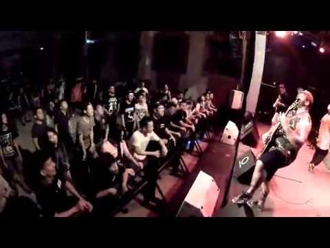 NASTY China Tour @ B10 LIVEHOUSE in Shenzhen NASTY中国巡演深圳站 2014.10.5
