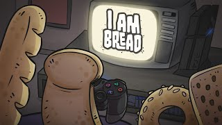 I am Bread - PS4 Release Date Trailer