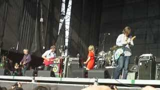 Sonic Youth - Tom Violence [HD] (Live Maquinaria Festival 2011)