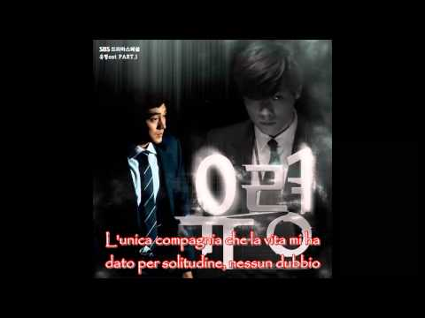 Block B - Burn Out (Ghost OST) [SUB ITA]