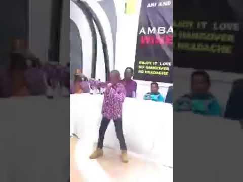 Dizmo impress Aki and Popo  from Nigeria with freestyle rap in Zambia