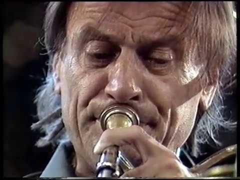 Albert Mangelsdorff - 18. Deutsches Jazzfestival Frankurt 1982