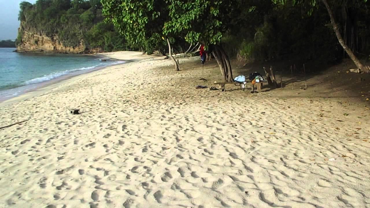 Spontaneous Outing Dr Grooms Beach Grenada