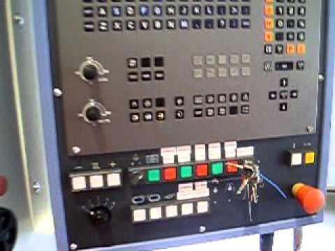 famup mcp 60 evo heidenhain tnc 426 at european machine tools rh youtube com HEIDENHAIN Linear Scale Setup Heidenhain Encoder