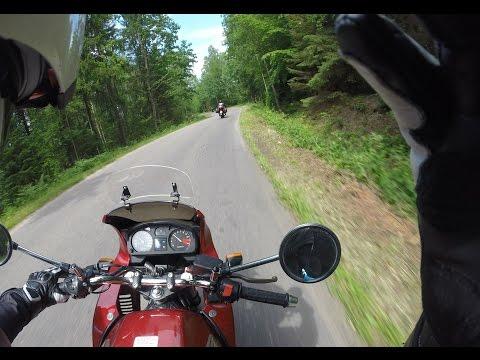 Motocyklem Przez Kaszuby, Zachód I Wschód Słońca Nad Morzem, Półwysep Helski