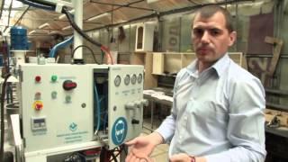 Оборудование для стеклофибробетона(Оборудование для стеклофибробетона российского производства нового поколения - миксер и растворонасосная..., 2014-06-20T06:06:18.000Z)