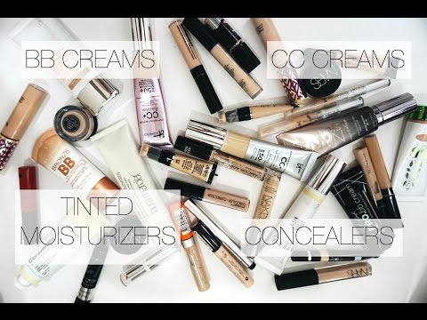 Download Youtube: Make Up Collection + Storage | Concealers + BB Creams, Tinted Moisturizers,