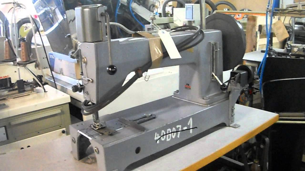 Adler 120 per cuciture pesanti for heavy seams pastori for Trony macchine da cucire