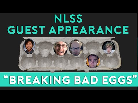 NLSS Guest Appearance Golf With Friends   BREAKING BAD EGGS   6/6/16