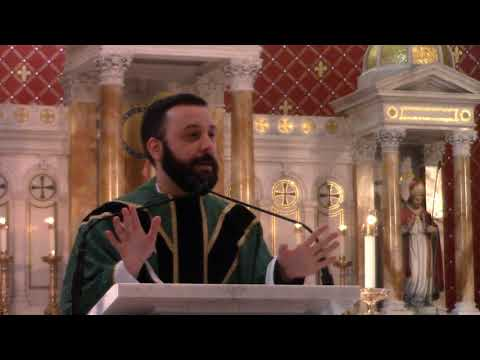 Distracted at Mass? Behold The Bridegroom comes - Fr Andy Cravalho