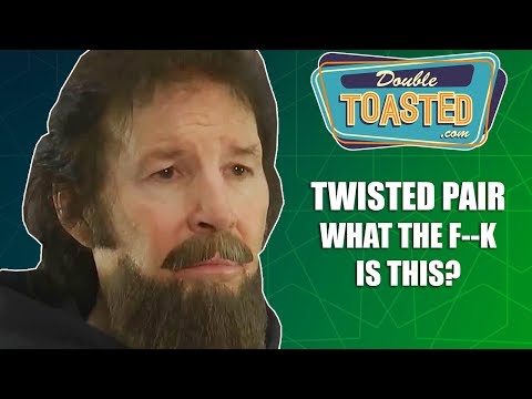TWISTED PAIR TRAILER REACTION 2018 - so bad it could be great? streaming vf