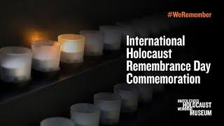 2021 International Holocaust Remembrance Day Commemoration