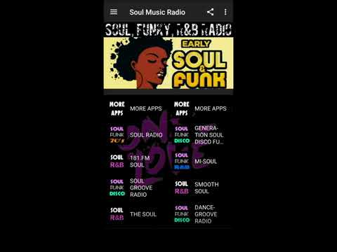 Soul, Funk, Rnb For Pc - Download For Windows 7,10 and Mac