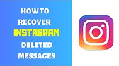 How To Recover Deleted Instagram Messages   Restore Deleted