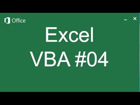 Cách truy cập dữ liệu trong bảng tính Excel từ VBA 04
