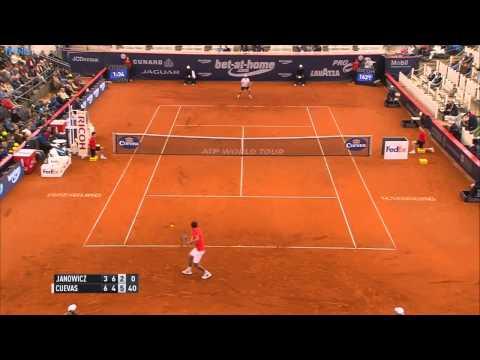 2015 bet-at-home Open - ATP Hamburg Thursday Highlights