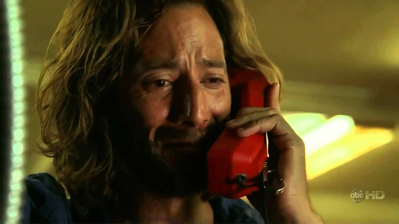 Lost: Desmond calls Penny, The Constant (Season 4, Episode 5)