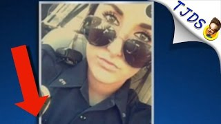 Racist Snapchat Gets Cop Fired Hours After Getting Her Badge