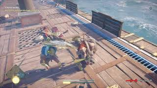 AC Odyssey - Boarding Party