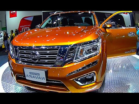 All new Nissan NAVARA 2016, 2017 NP300 2015, 2016 Video comparison models