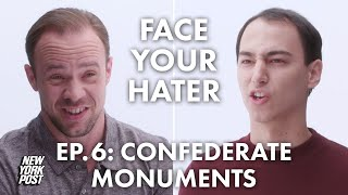 Southerner Debates Californian About Civil War Confederate Monuments   Face Your Hater   NY Post