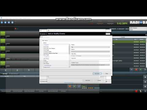 How to load hourly playlists in RadioDJ?