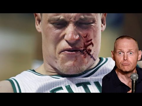 Bill Burr on the Boston Celtics and James Harden Crying About Calls