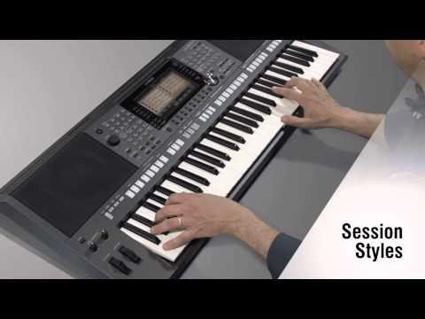 Psr s970 s770 voice doovi for Yamaha psr s770 review