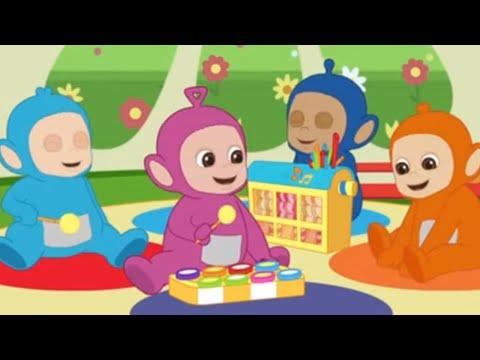 Tiddlytubbies | ALL SEASON 1 Full Episodes (COMPILATION) | Tiddlytubbies Web Series