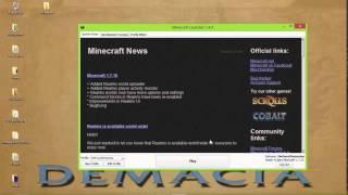Minecraft neu aufsetzen um Fehlermeldung zu beheben.(Tutorial7German)