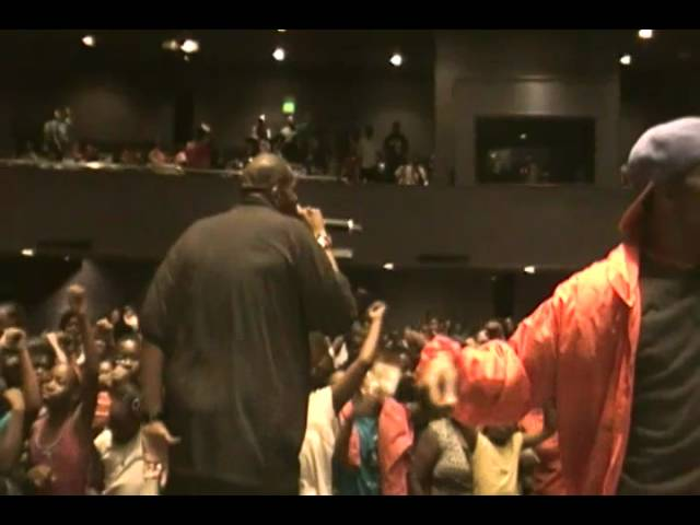 "iBG / K.P.M. ""LIVE"" NATIONAL REP ""BIG PROPHET "" LIVE IN B'HAM!!!"