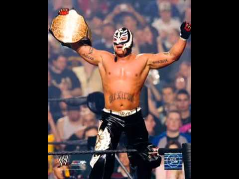 WWE Rey Mysterio Old Theme Song