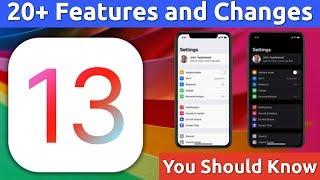 20+ Features & Changes in iOS 13 | நீங்கள் தெரிந்து கொள்ளவேண்டியவை