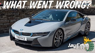 Affordable Dream Car: Why Did The BMW i8 Depreciate So Badly, and is it Worth Buying One Now?