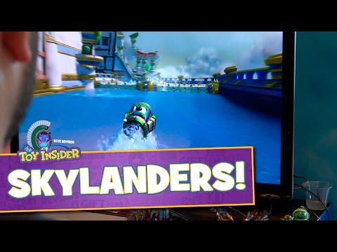 Skylanders Super Chargers from Activision at Sweet Suite 2015!