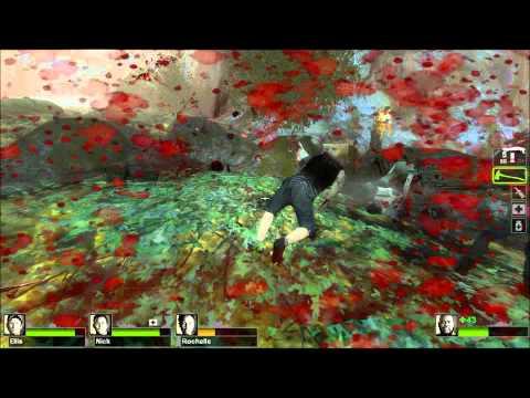 Left 4 Dead 2 : Cold Stream (Beta) - Part 4 : Cutthroat Creek